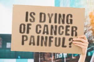 death anxiety, families, cancer